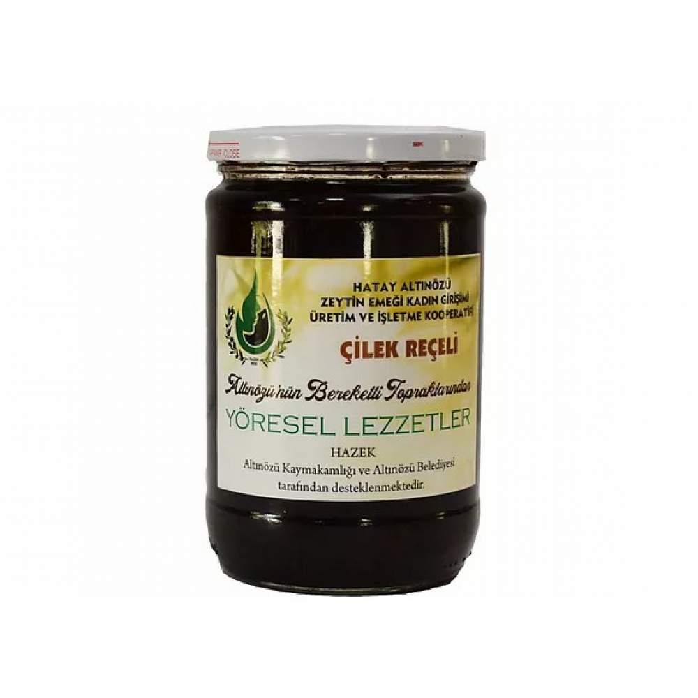 Pales Süt Çilek Reçeli (570 Gr)