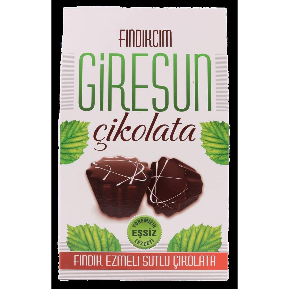 Fındıkcım Giresun Çikolatası 252 Gr. (12'li)