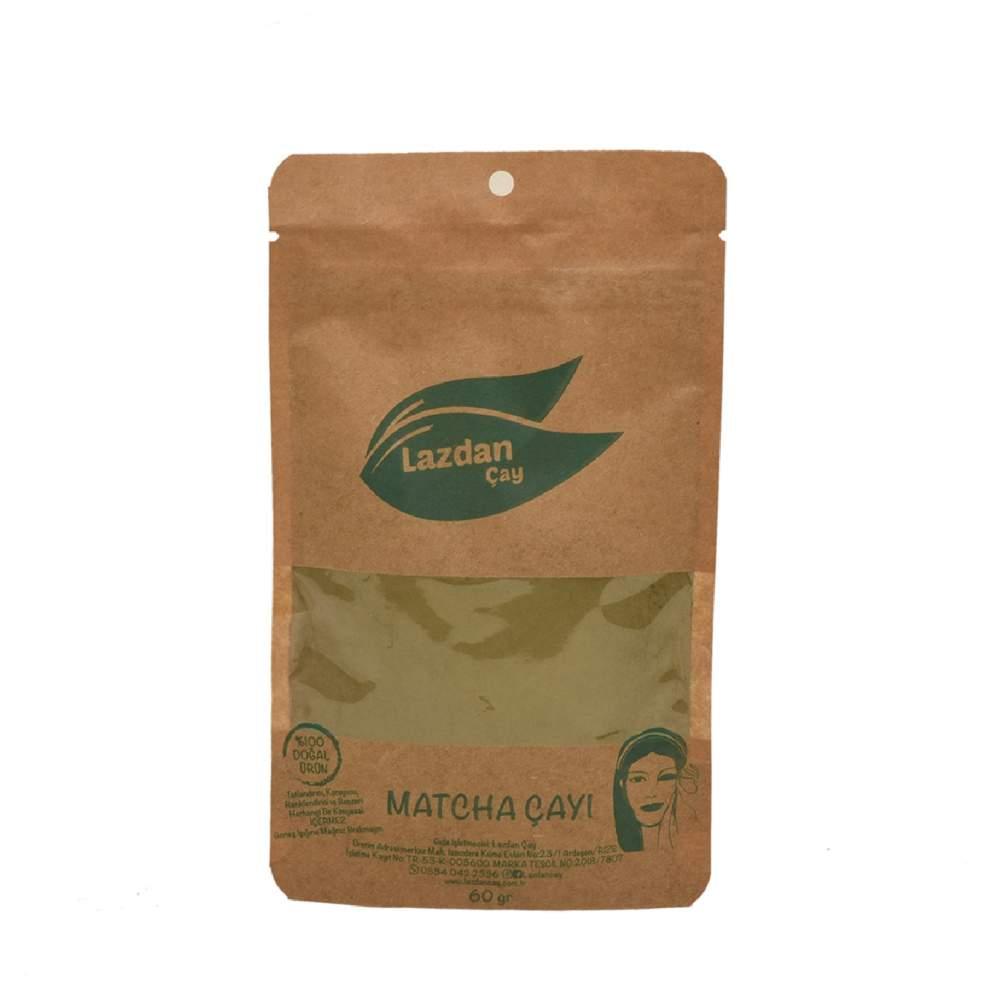 Lazdan Çay Maçha Çayı 60 Gr